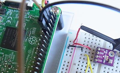 環境センサー「BME280」の接続