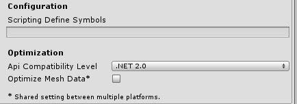 SerialPort クラスの使用設定