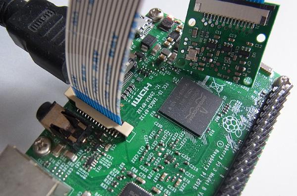 Raspberry Pi 3へカメラモジュールの接続 | TomoSoft