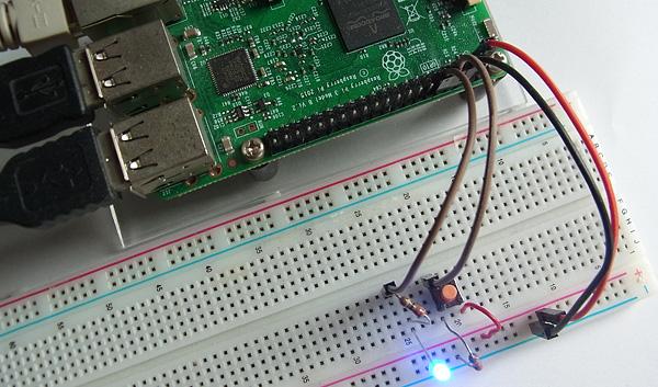 Raspberry Pi 3への接続