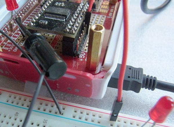 Raspberry Pi 3とMCP23017の接続