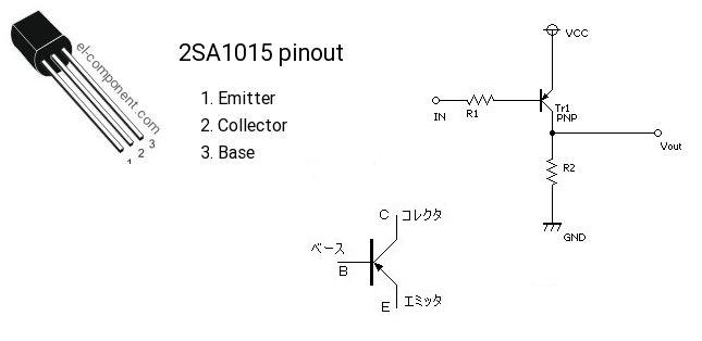 リセット時の信号レベルの反転方法